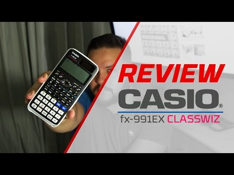 REVIEW CASIO fx-991EX CLASSWIZ | Blog da Engenharia