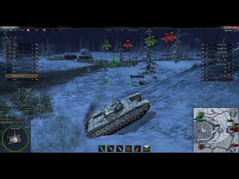 Ground War Tanks Black Prince Маяк Пробуем машину