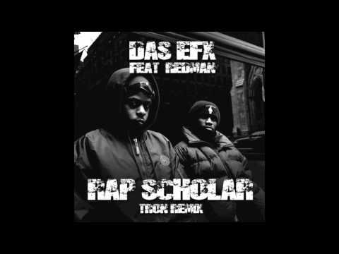 Das EFX - Rap Scholar feat. Redman (Tron Remix)