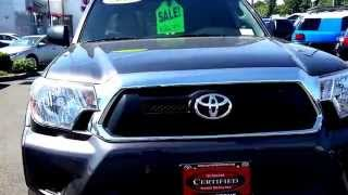 Used Toyota Tacoma for sale with Lift Kit