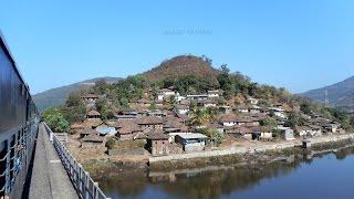 download lagu Konkan Railway-train Over Beautiful Savitri River Bridge gratis