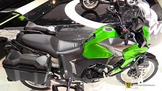 2017 Kawasaki Verys-X 300 - Walkaround - Debut at 2016 EICMA Milan