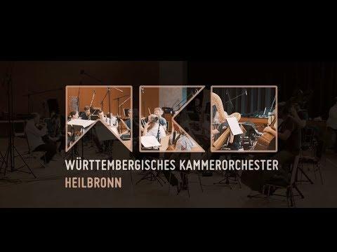 Ein Video von:Württembergisches Kammerorchester Heilbronn - Kolja Blacher