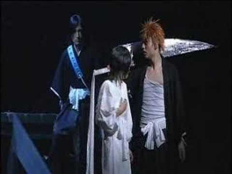 Rock Musical Bleach - Dark of the Bleeding Moon - Part 6 SUB