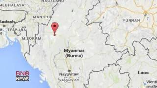 Myanmar earthquake: Powerful tremor near Mawlaik felt in India and Bangladesh