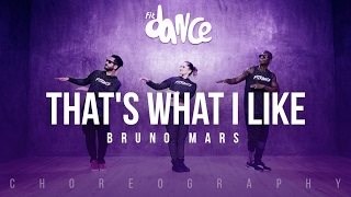download lagu Thats What I Like - Bruno Mars Choreography Fitdance gratis