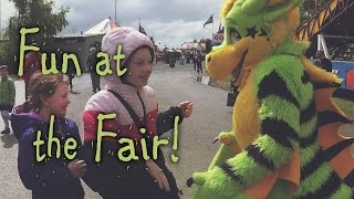 Lets Go To The Fair! *Saber & Dragon Sparky*