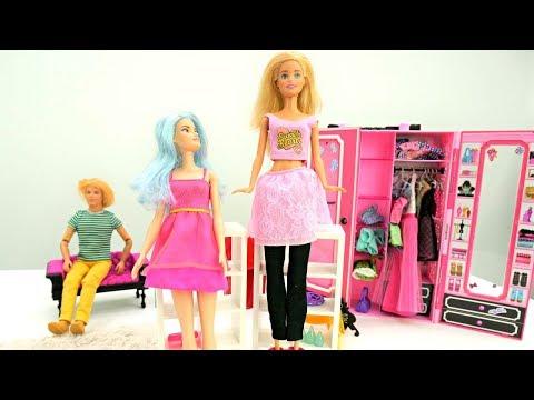 Барби на кастинге. Новые видео. Только для девочек!