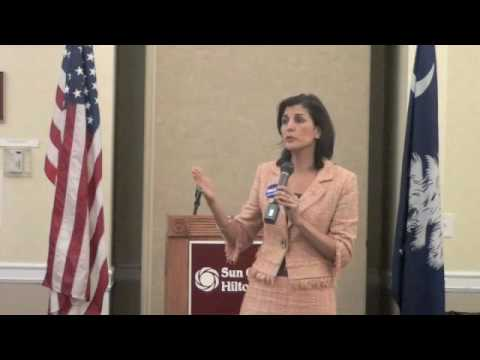 Nikki Haley - Stump Speech