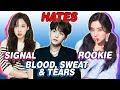K POP IDOLS WHO HATE THEIR SONGS (BTS, TWICE, RED VELVET, B.A.P & MORE)