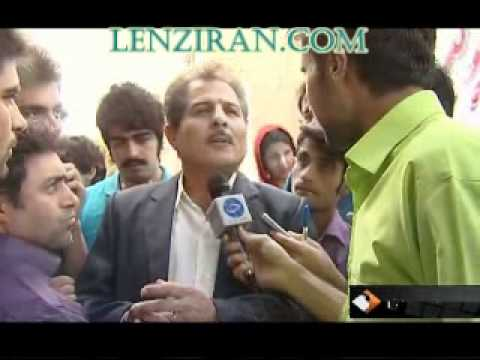 More videos on http://www.lenziran.com - The retired revolutionary guard in charge of rationing the fuel in the government Sardar Royanian was appointed as t...
