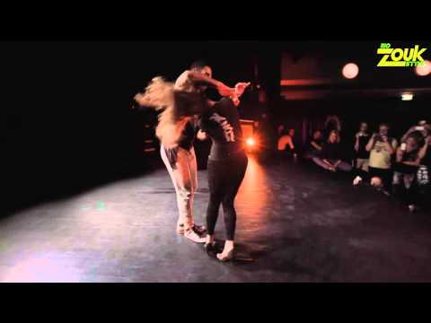 William and Paloma - Helsinki Zouk Festival 2015 - Demo  2