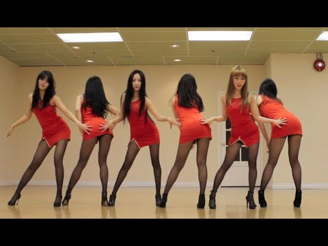 Aoa - 짧은 치마(miniskirt) 안무영상 Kpop Dance Cover By S.o.f (secciya) video