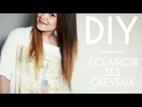 diy eclaircir ses cheveux naturellement alyssia youtube. Black Bedroom Furniture Sets. Home Design Ideas