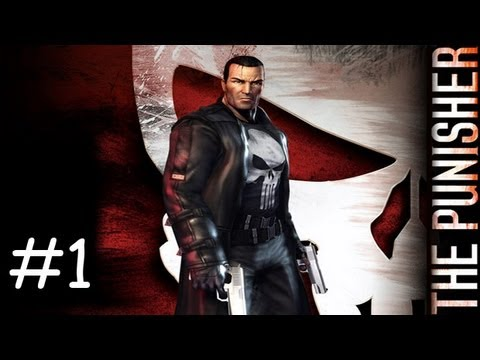Let's Play The Punisher #1 [Misja 1 - Dilernia]