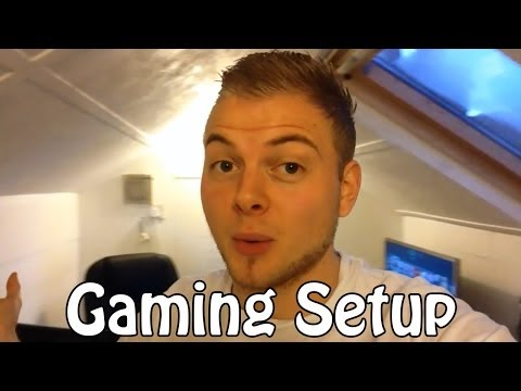 250,000 Subscribers - Gaming Setup Video