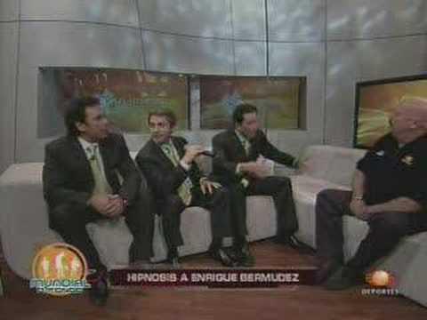 Hipnosis de Enrique Bermudes