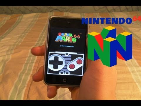 How To Install Nintendo 64 Emulator On iPhone. iPod Touch. & iPad With Roms n64iphone
