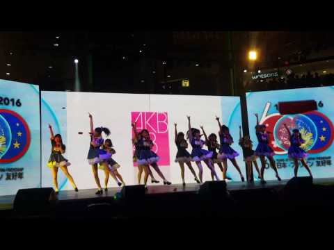 AKB48 Team 8 in Manila - Aisatsu Kara Hajimeyou [ENCORE]