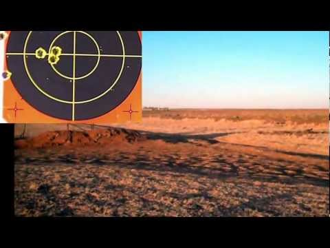 HD 300 AAC Blackout 20 Shots 100 & 200 Yard Range Test Reload Accuracy Test
