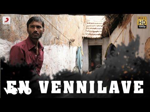Aadukalam - En Vennilave Tamil Lyric Video | Dhanush | G.V. Prakash Kumar