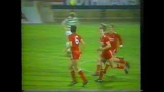 Liverpool v Celtic 09/12/1986 Dubai Super Cup