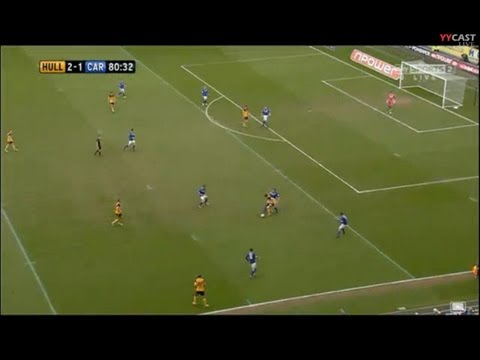Hull City vs Cardiff 2-2 All goals and highlights May 4 2013