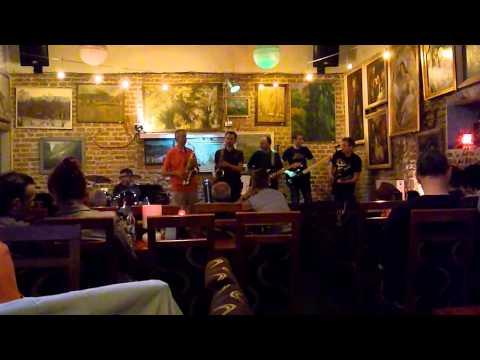 Krakowska Grupa Bluesowa - Kochanie Stop! [08.06.2013, Kraków, Pub-Galeria Wręga]