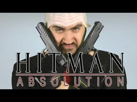 Hitman Absolution Angry Review