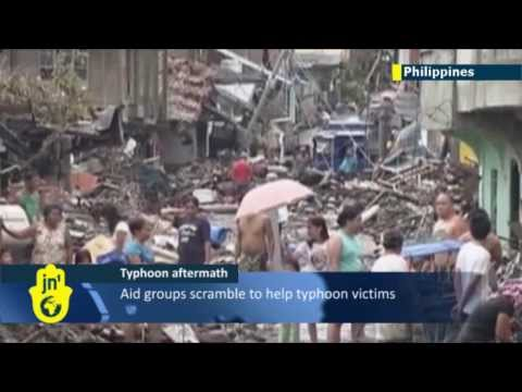 Aid flowing to Philippines victims of Typhoon Haiyan: Israeli government confirms aid package