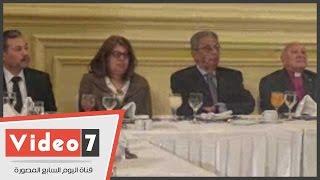 بالفيديو.. وزيرا السكان والتعليم يشاركان باحتفالية تكريم صفوت البياضى