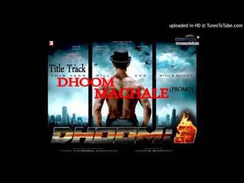 DHOOM 3 - Theme Song | Aamir Khan | Katrina Kaif