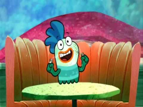 Fish hooks songs chuck 39 em out the tank youtube for Fish hooks season 3 episode 16