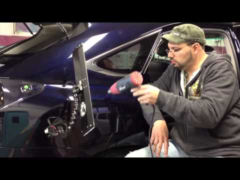 PRECISE PDR Paintless Dent Removal - Lexus