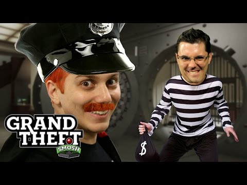 Heist Assassins! (grand Theft Smosh) video