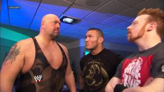Big Show's offer to join Sheamus and Randy Orton at WrestleMania: SmackDown, March 15, 2013