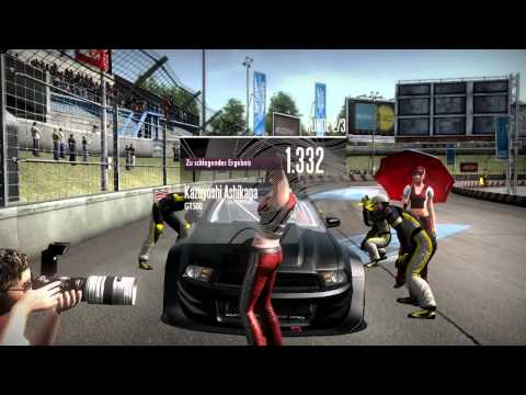 Let´s Play Need for Speed SHIFT #035 Japanische Kultur
