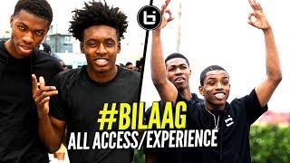 Ballislife All American: All Access & Experience Video   Jaylen Hands, Collin Sexton & More