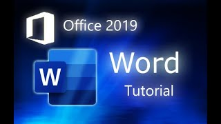 Microsoft Word 2019 - Full Tutorial for Beginners [COMPLETE]