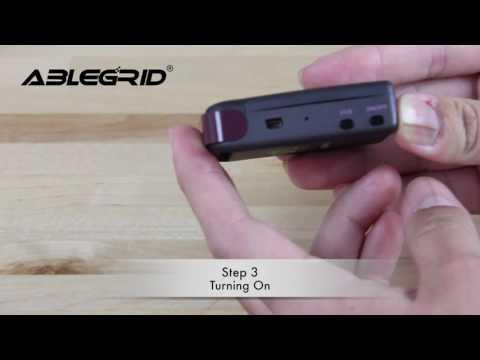 How to Setup ABLEGRID® GPS Tracker TK102 SKU#124000009 With Sim Card