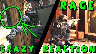 CRAZIEST WALLBANG REACTION - Rainbow Six: Siege Funny & Epic Moments