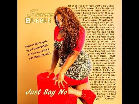 Tamara Bubble - Just Say No [Audio]