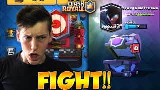 LEGGENDARIA CHEST BATTLE a quasi 5000 COPPE! | Clash Royale