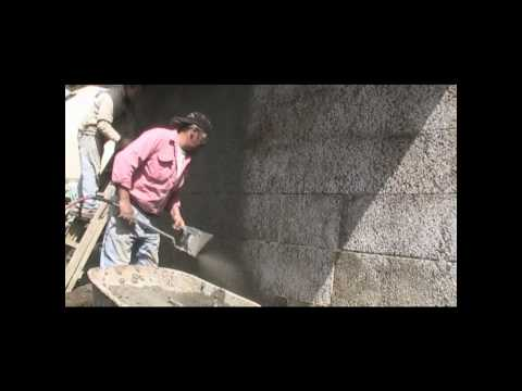 Stucco Application | Stucco Sprayer