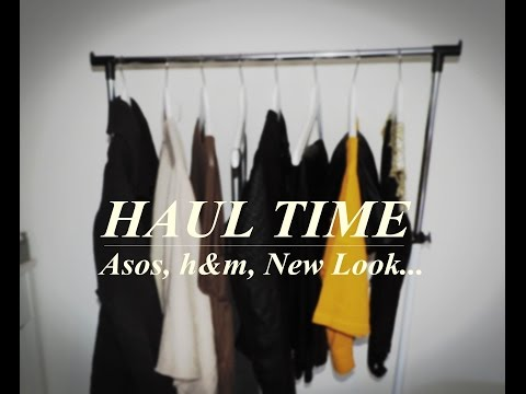 [HAUL] It's Haul Time : Asos, H&m, New Look, Leclerc + Infos Igraal