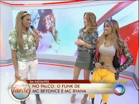Mc Byana E Mc Beyonce Participam Do Programa video