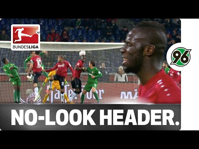 Heads Up! Salif Sané Unknowingly Scores with the Back of his Head
