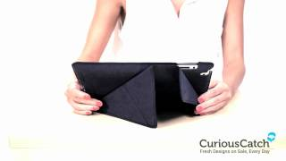 Curiouscatch.com | Svelte Origami Ipad Case (new)