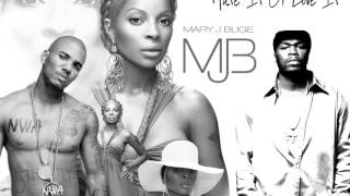 Mary J Blige Feat The Game 50cent Hate It Or Love It Remix