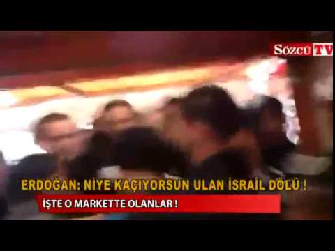 Slur & Punch a miner in Soma received from Turkey Prime Minister Recep Tayyip Erdoğan